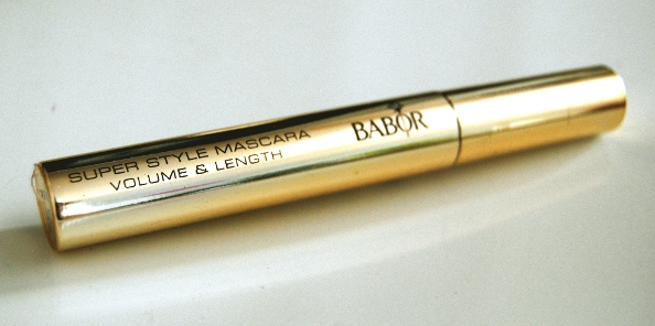 c1fc861e23d Lison Styling » Blog Archive » Product review: Babor Super Style mascara